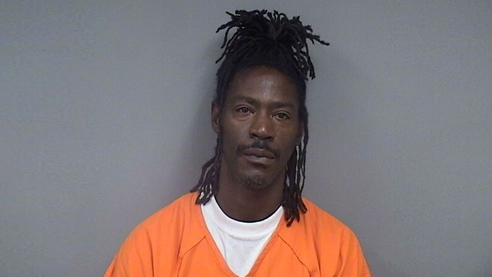 Cameron Wells, charged with being a felon in possession of a firearm in Youngstown.