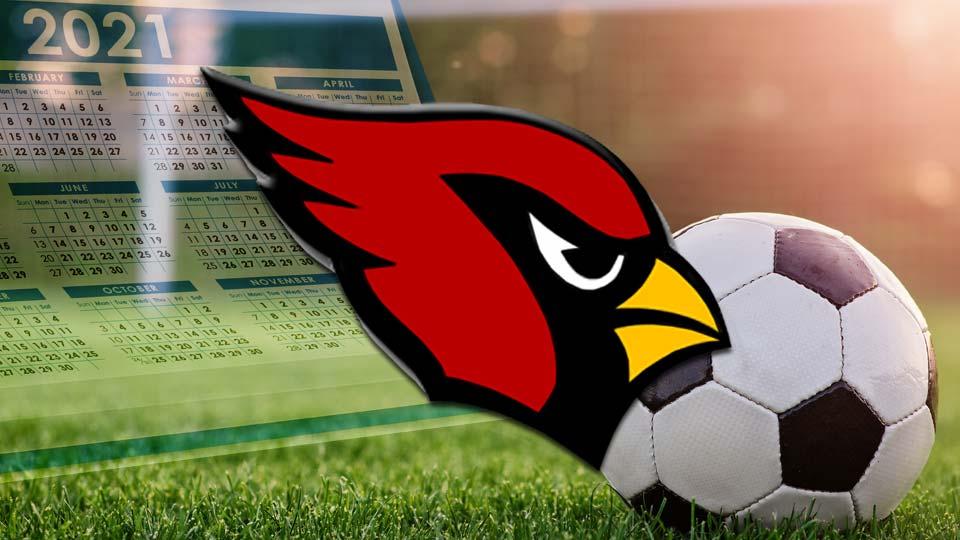 Canfield Cardinals High School Soccer Schedule
