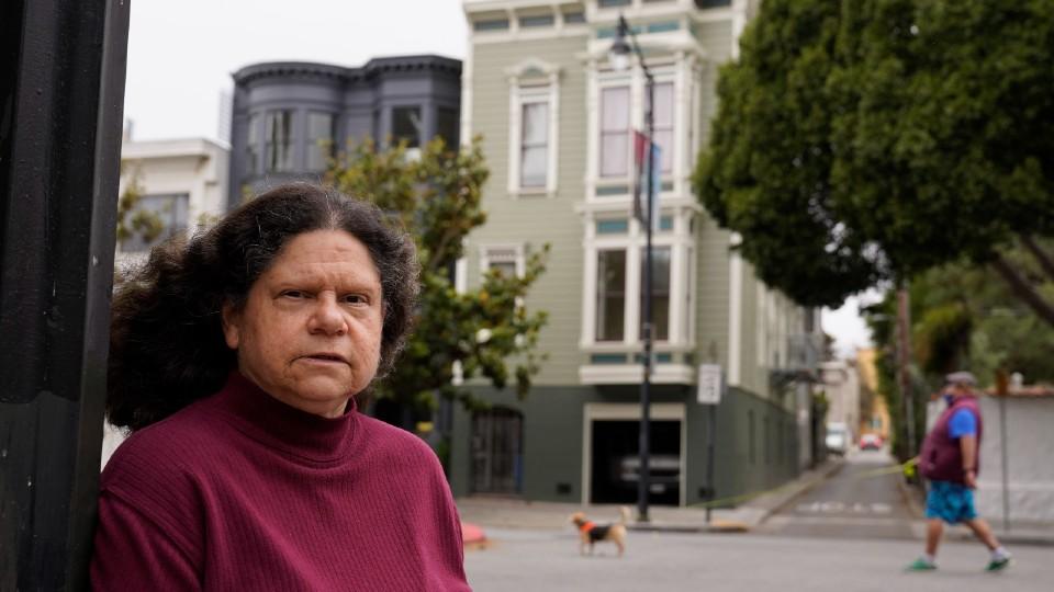 Census taker Linda Rothfield