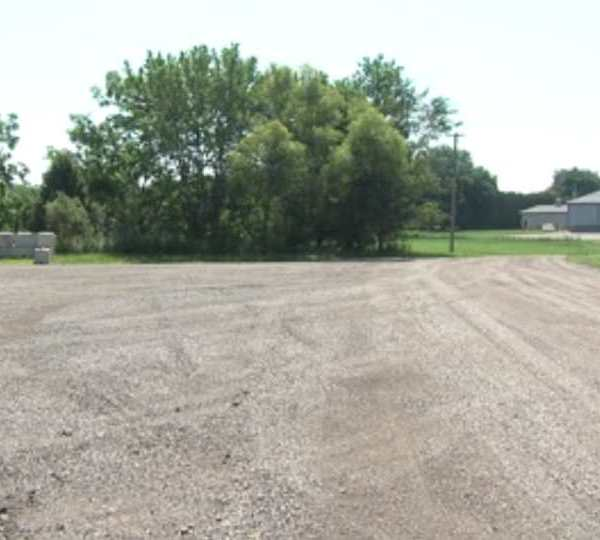 Folks in Columbiana will have a new place to go to for their community cleanup.