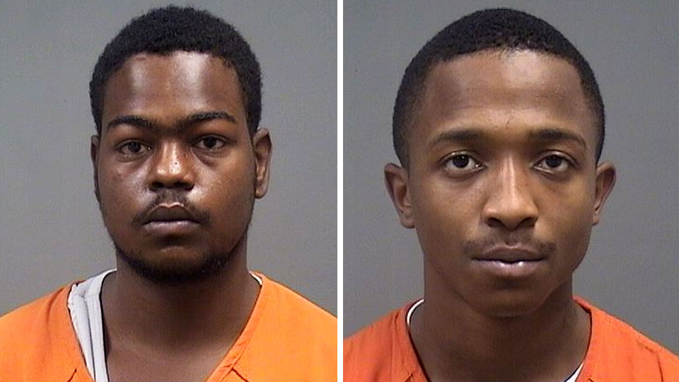 Isiah Helms and Ty Lewis are facing gun charges out of Youngstown