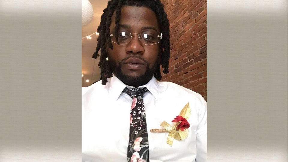 Jerbrail Grhim-Harvey Sr. He's the Youngstown homicide victim. Photo courtesy of the family.