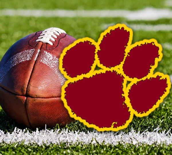 Liberty Leopards, High School Football (NEW LOGO)