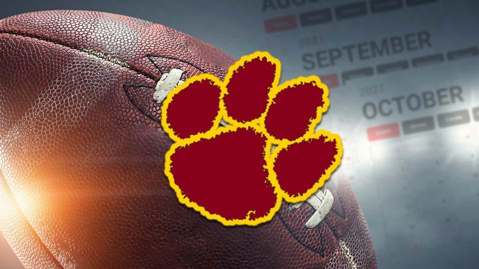 Liberty Leopards High School Football Schedule