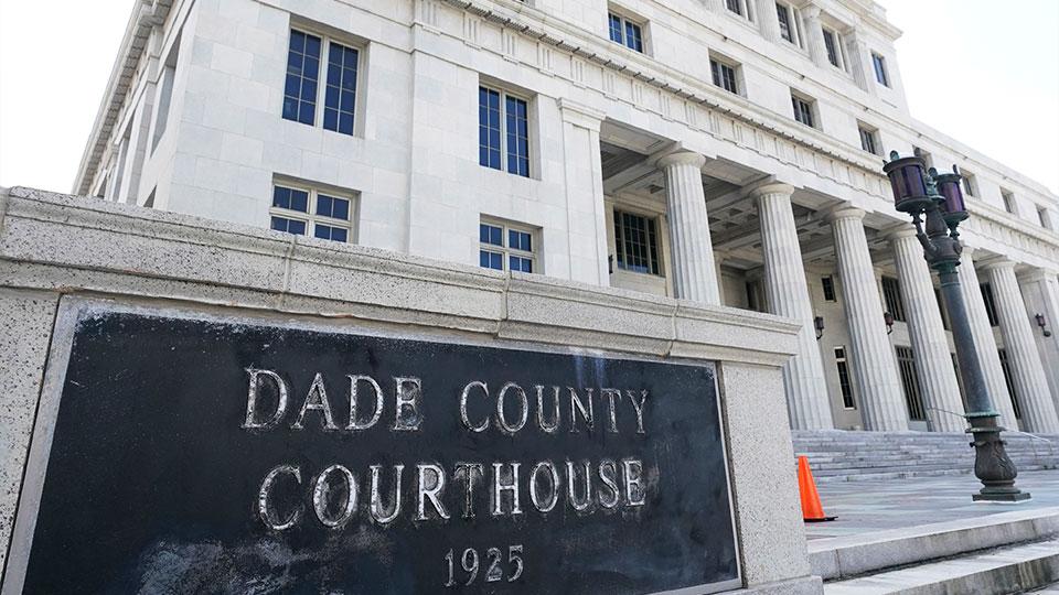 Miami-Dade Courthouse Repairs