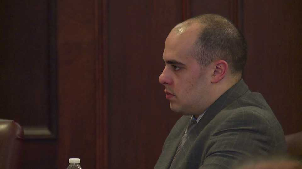 As Michael Malvasi sat in court staring straight ahead, the Cuyahoga County medical Examiner who performed the autopsy on Ryan Lanzo said in a taped deposition the victim suffered multiple serious injuries and quickly died.