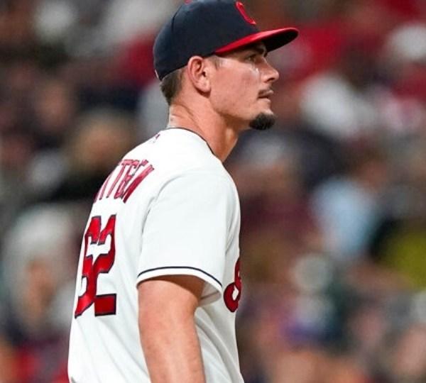 Nick Wittgren, Cleveland Indians