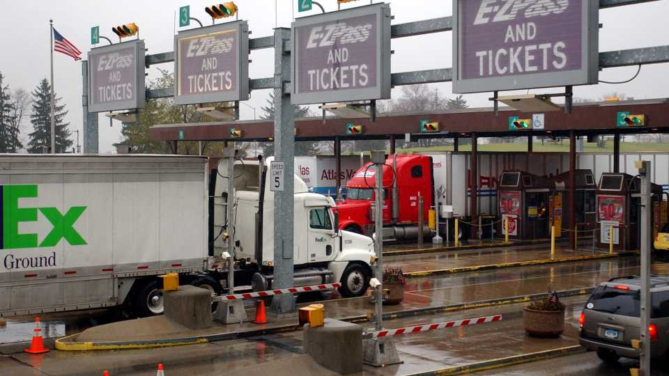 Tolls on the Pennsylvania Turnpike will soon rise by another 5%. The Pennsylvania Turnpike Commission voted Tuesday for higher rates that will apply as of Jan. 2.