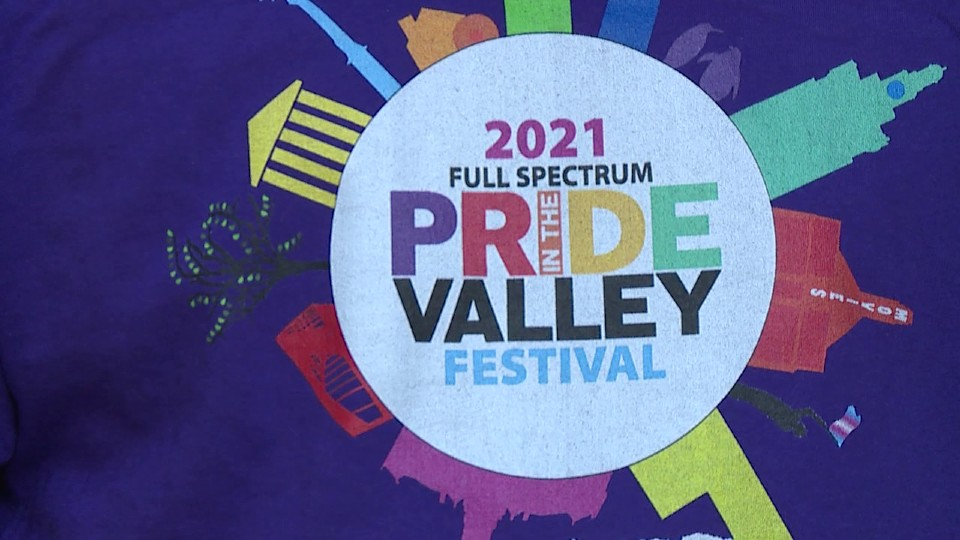 Pride in the Valley Festival in Warren