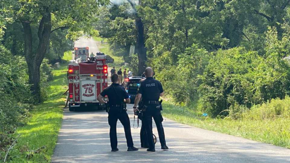 One person is dead according to the coroner after an accident in Pymatuning Township Tuesday evening.