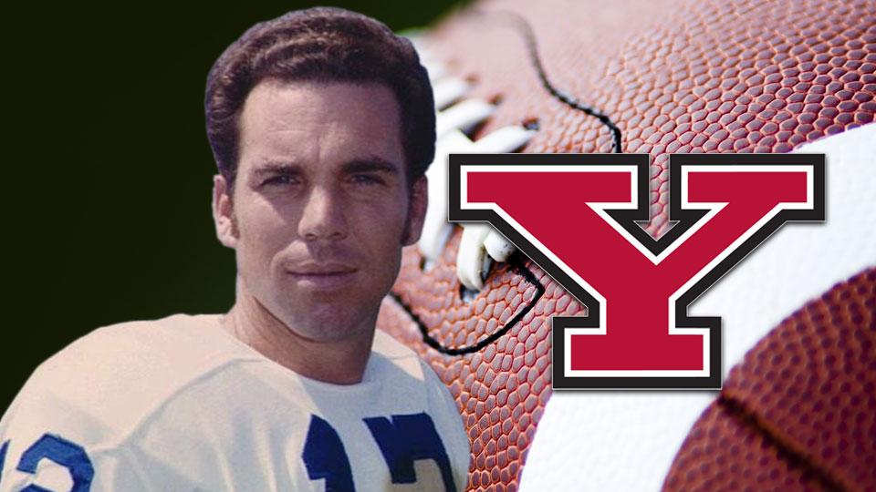 Roger Staubach, Former Dallas Cowboys Quarterback, YSU
