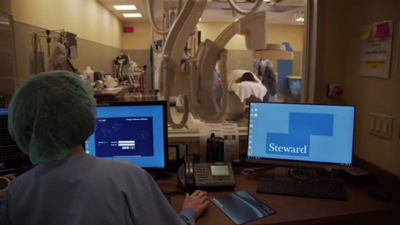 Sharon Regional Medical Center Cath Lab