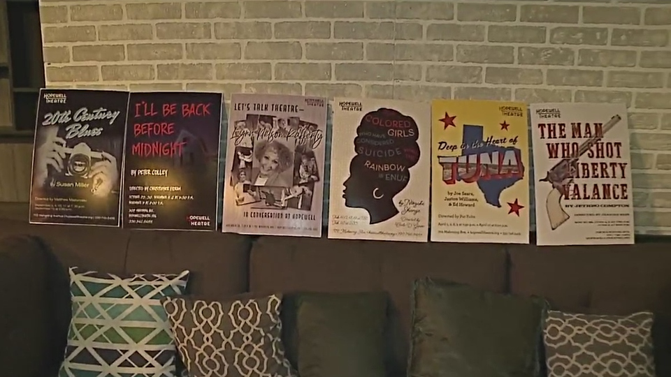 Shows at Hopewell Theatre in Youngstown