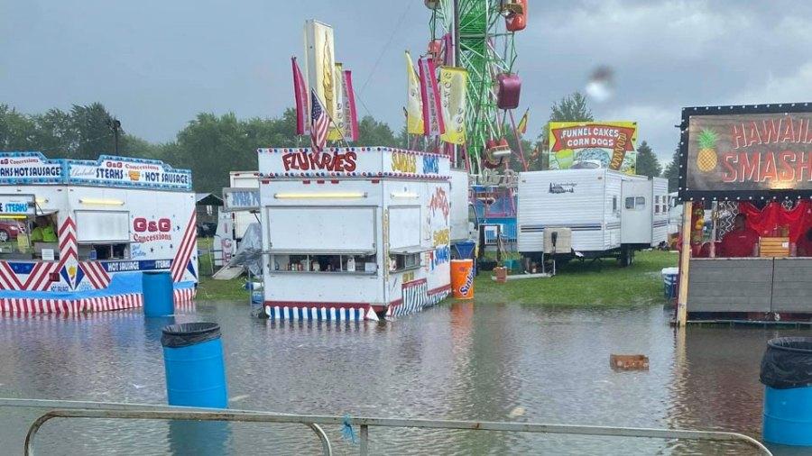 Trumbull County Fair Flood (7)