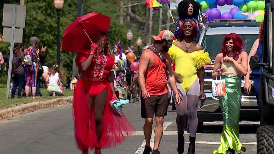 Pride in the Valley was in full effect Saturday in downtown Warren.