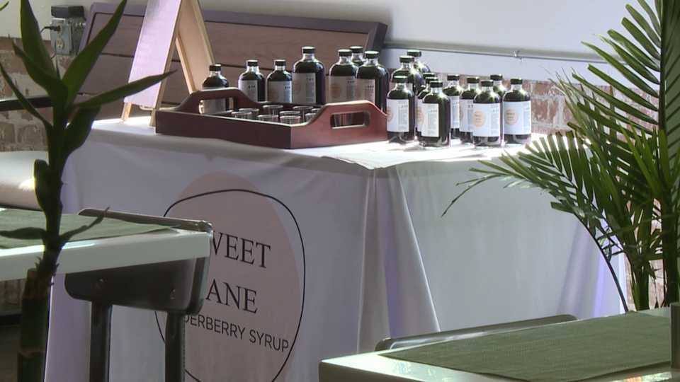 A small business expo was held Friday at Prepped Wellness in Youngstown. One vendor says she started her business during COVID.