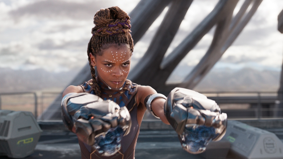 Actress Letitia Wright injured in filming stunt on 'Black Panther 2'