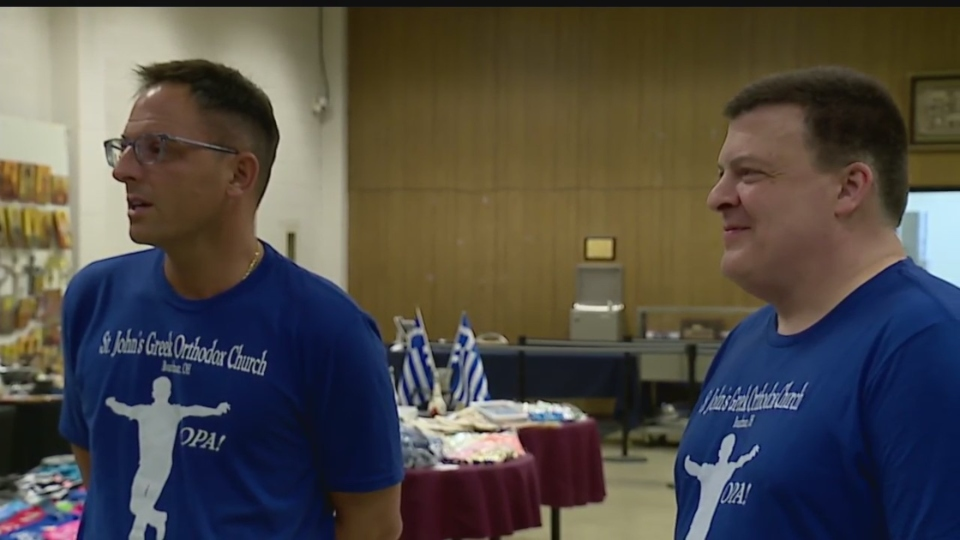 Greek celebration festival makes triumphant return to the Valley   WKBN.com