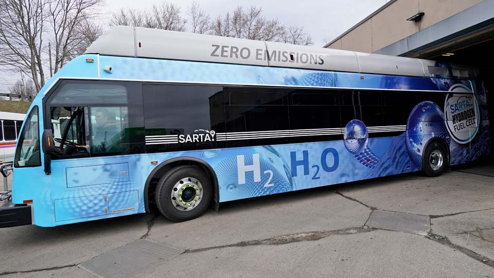 Hydrogen-powered vehicles: A realistic path to clean energy?