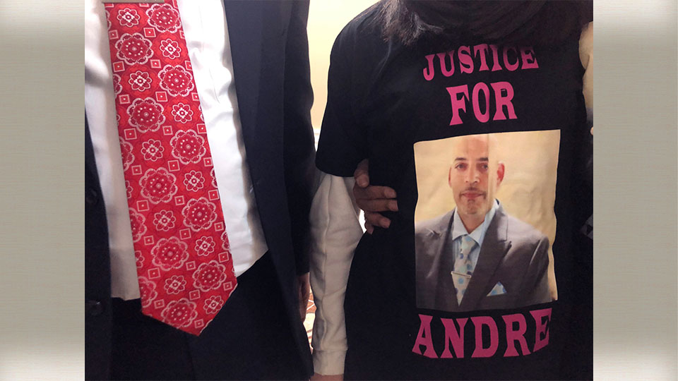 Judge denies request to move Andre Hill police killing trial