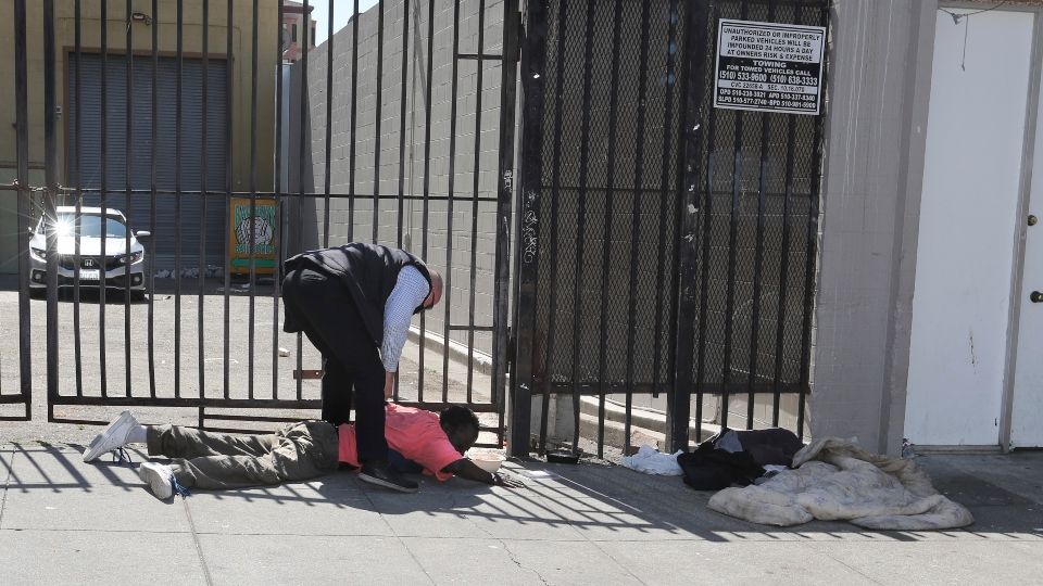 Mentally ill and homeless: Arrest highlights system's flaws