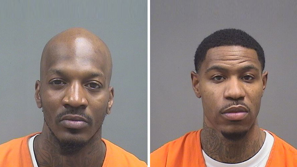 Thomas Nickerson and Leonard Ellis are both facing federal weapons charges out of Youngstown.