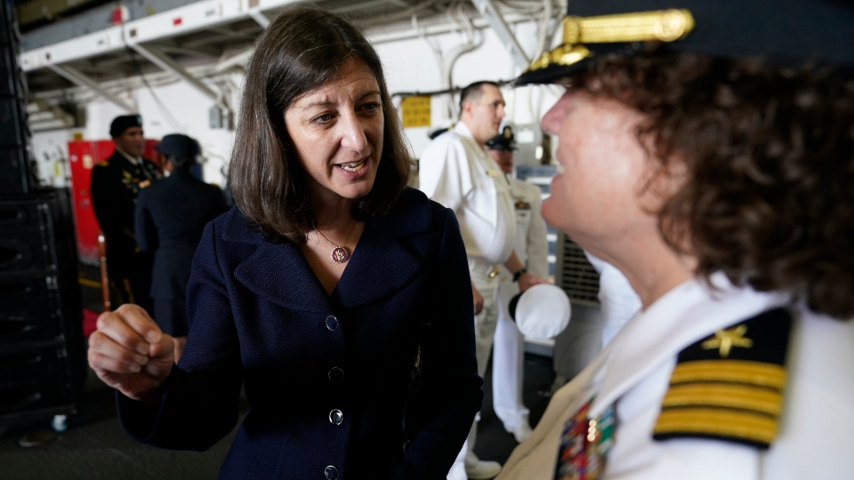 Veterans are prized as congressional candidates