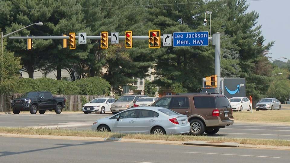 Virginia contends with Confederate names on side streets