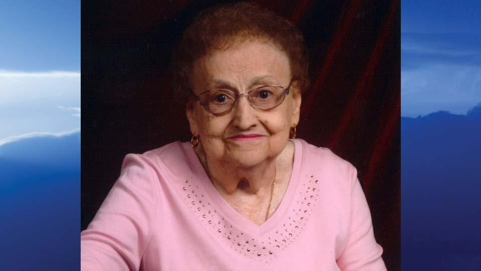 Angela Tombar, Champion, Ohio - obit