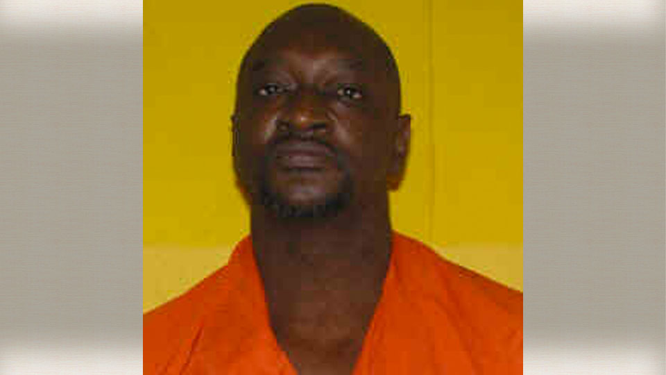 Convicted killer, Bennie Adams