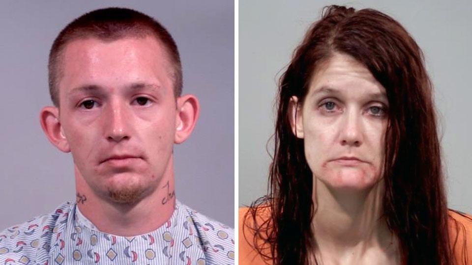 Corey Batton and Samantha Miletta, Warren child endangering