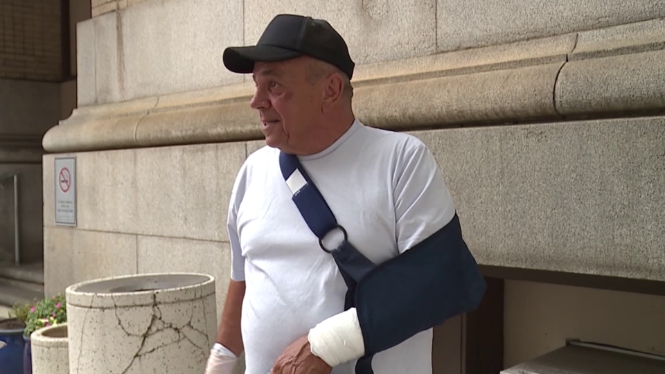 Mahoning County dog warden Dave Nelson stabbed