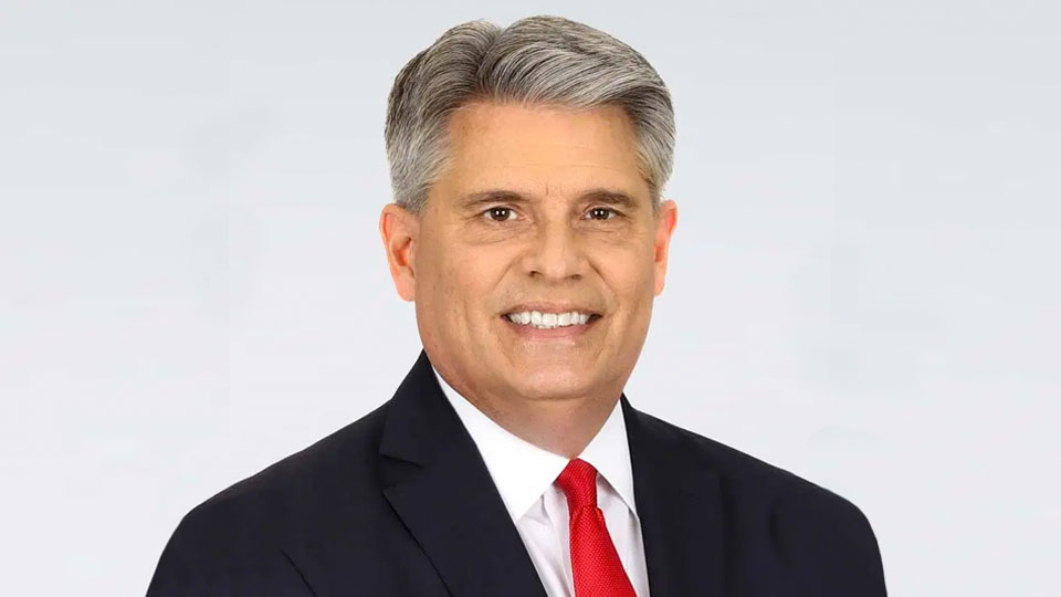 WKBN First News Anchor, Stan Boney