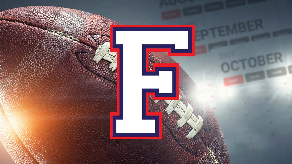 Austintown Fitch Falcons, High School Football Schedule
