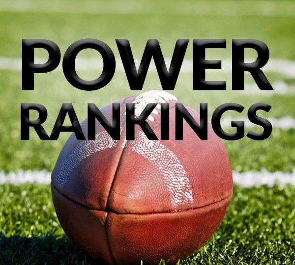 High School Football Power Rankings, 2021