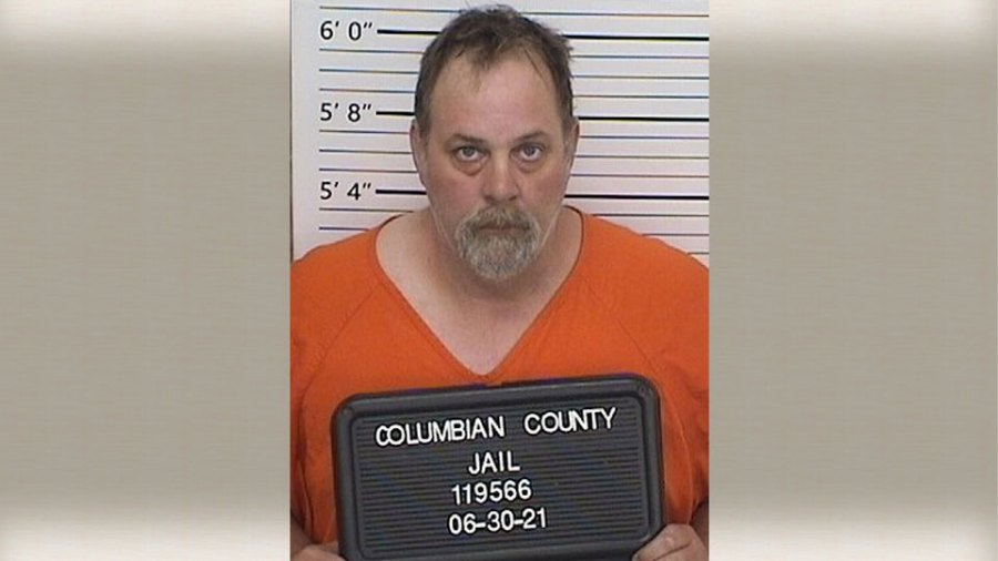 """Howard Sweitzer, arrested by the Human Trafficking Task Force in Columbiana County as part of """"Operation Full Court Press"""""""