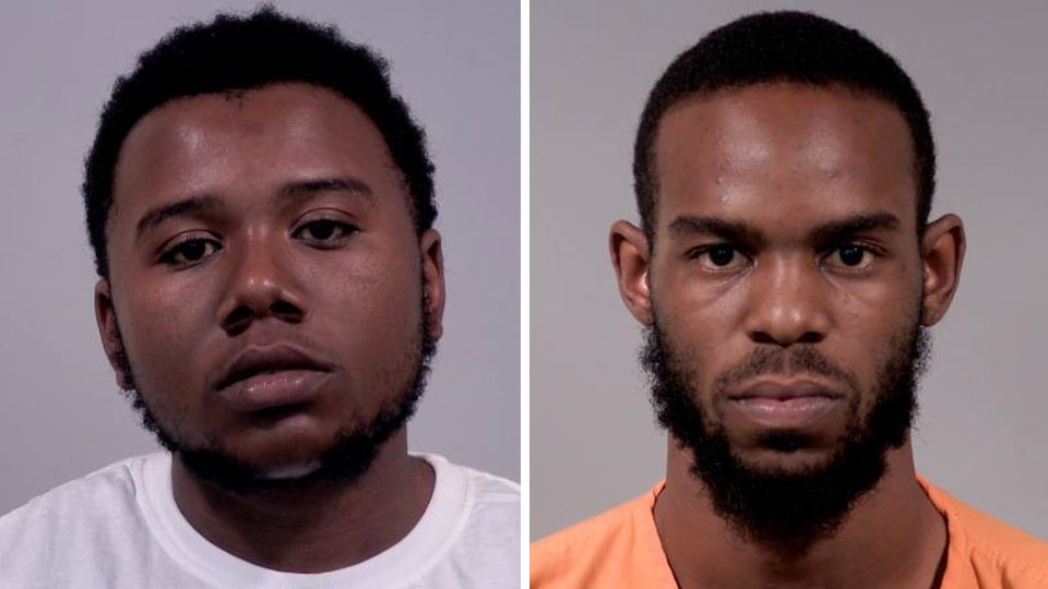 Ja Sean Davenport and Kyheem Underwood are facing weapons charges out of Liberty Township