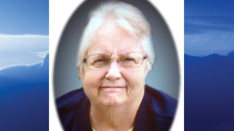 Marilyn Ruth Workman, New Castle, Pennsylvania - obit