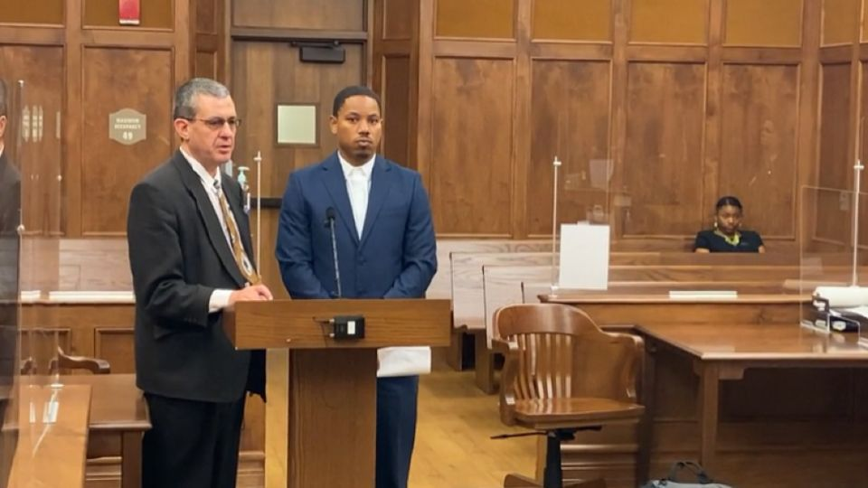 Michael Finley, 28, was arraigned Monday in Youngstown on charges of failure to comply with the order or signal of a police officer
