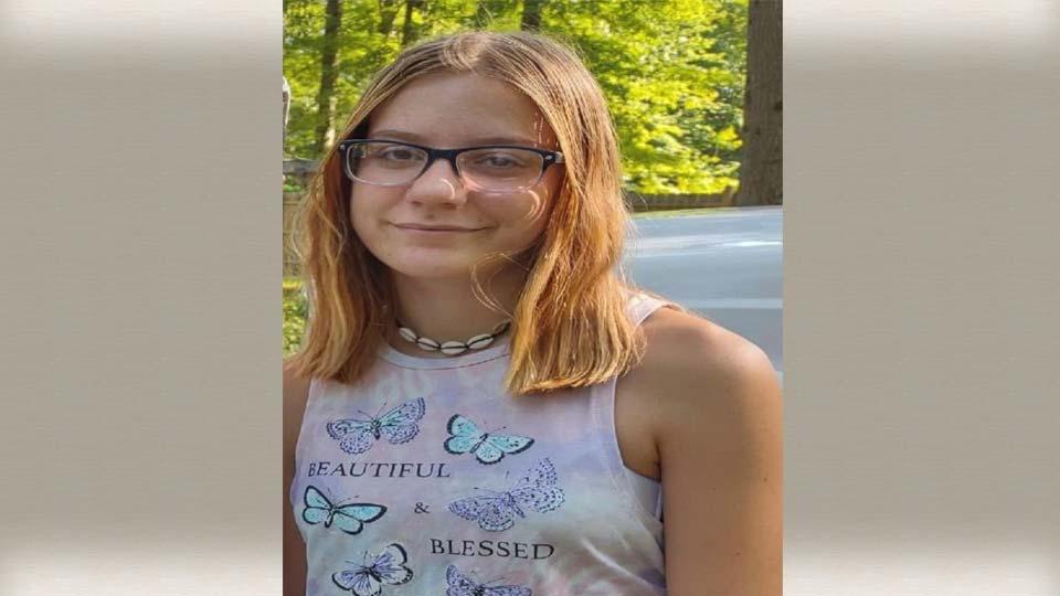 Samantha Humphrey, Missing juvenile, Mahoning County