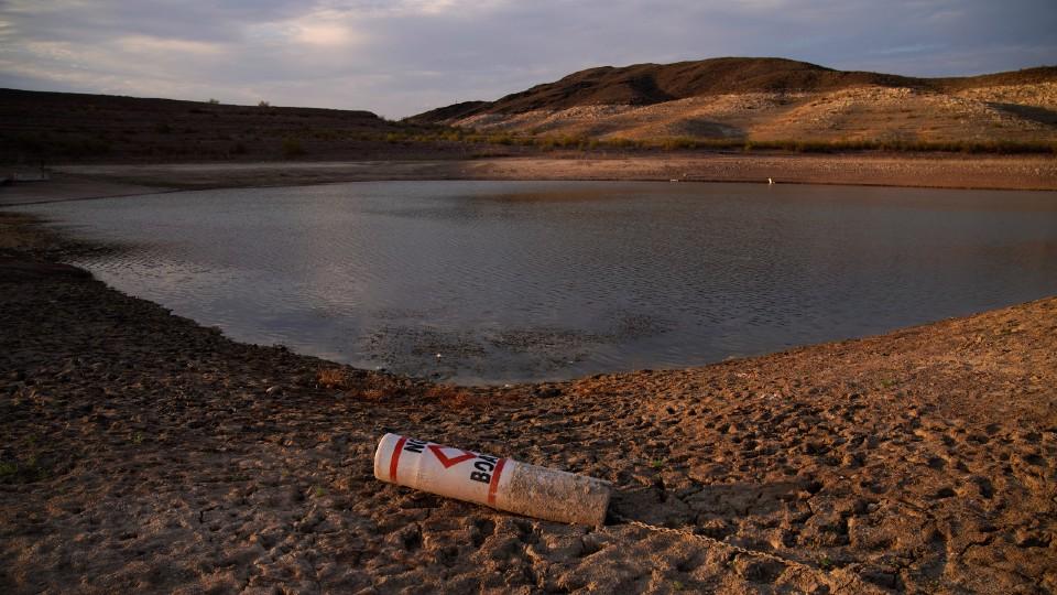 Nevada water shortage