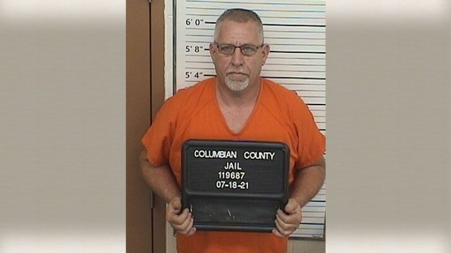 """Patrick Adams, arrested by the Human Trafficking Task Force in Columbiana County as part of """"Operation Full Court Press"""""""