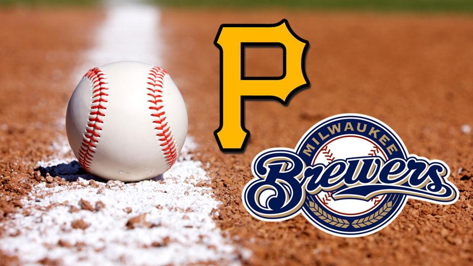 Pittsburgh Pirates and Milwaukee Brewers