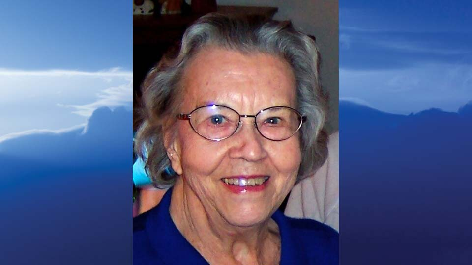 Ruth Arlene Bowman, Columbiana, Ohio - obit