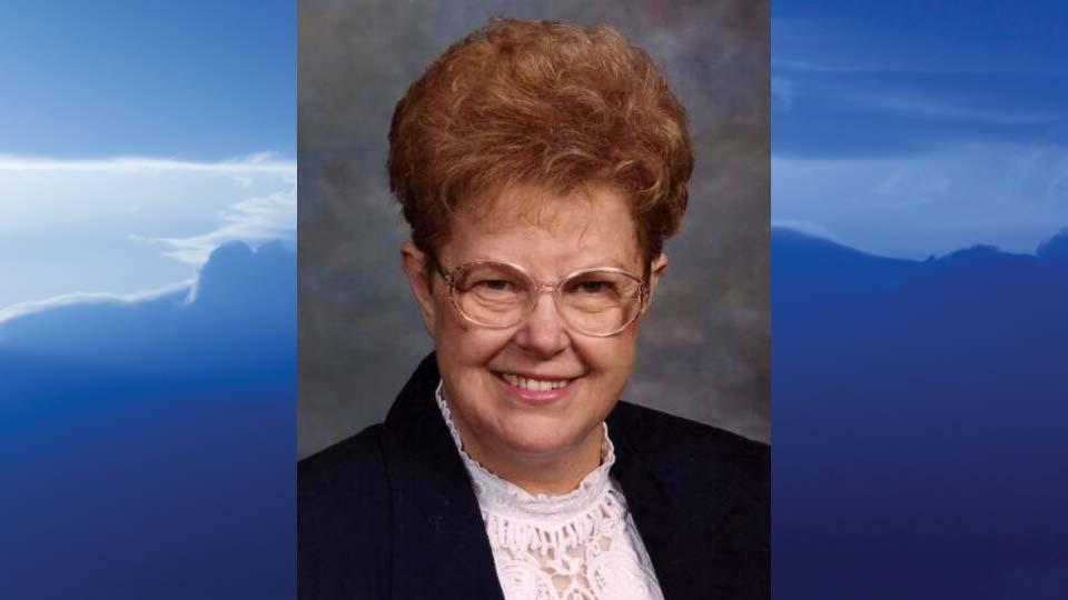 Shirley Mae Bush, Salem, Ohio - obit