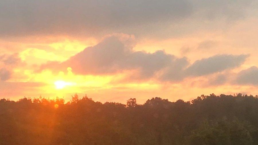 Sunset, Hillsville