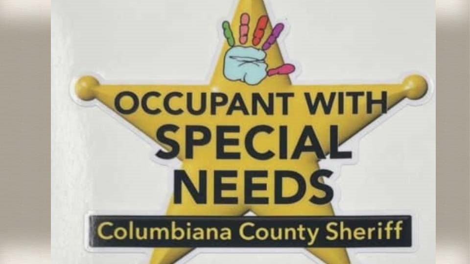 Columbiana Sheriff's Office Special Needs Autism Initiative