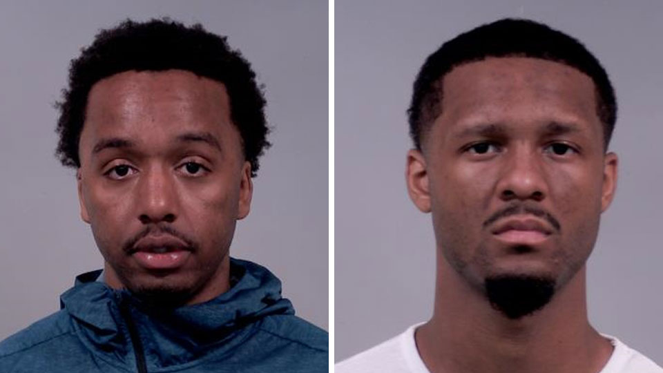 TreVaughn Walker, Jarell Johnson, Trumbull County drug charges