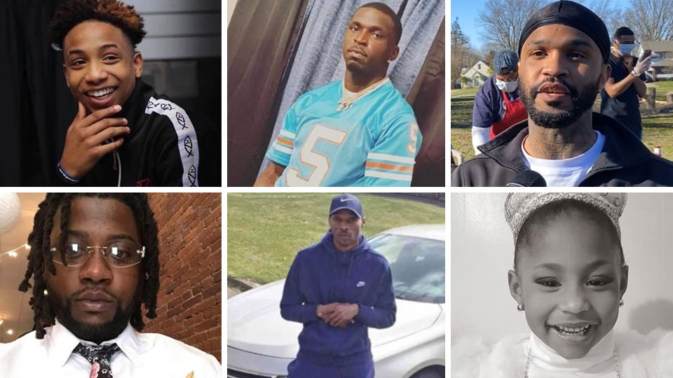 2021 Homicide Victims