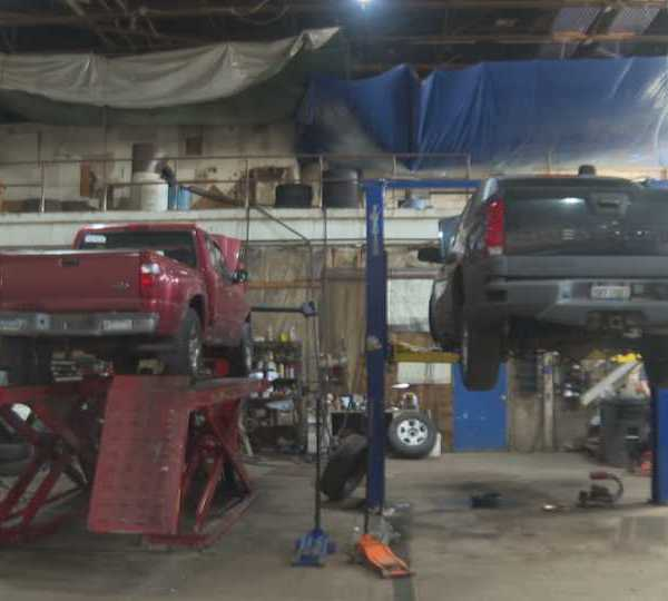 In Youngstown, 5 Starr Tire and Wheel has had lots of cars to repair recently.